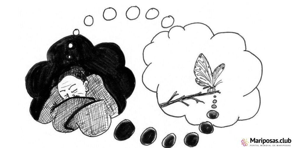 sueño del a mariposa
