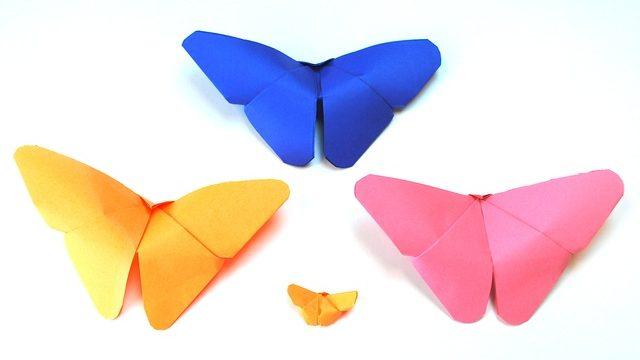 Cómo hacer manualidades con mariposas?