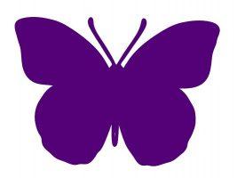 Qué significan las Mariposas Púrpuras en los Hospitales?