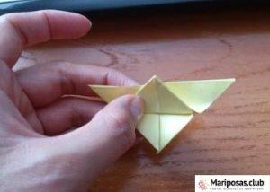 mariposa de papel